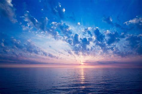 clouds sea wallpaper light sun sky horizon phone wallpapers