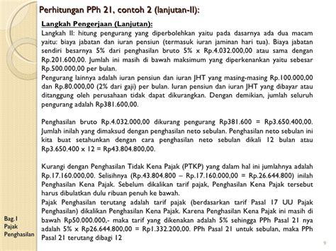 iuran jht adalah pengurang pajak dikenakan pajak saat masalah pengupahan di indonesia