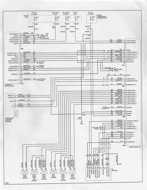 gmos 04 wiring diagrams repair wiring scheme