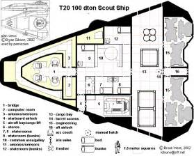Starship Floor Plans Starship Deck Plans Yes Page 2