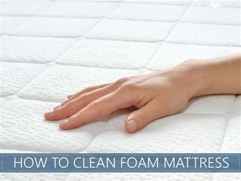 how to clean futon mattress how to clean foam mattress topper in 3 easy steps the