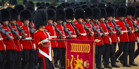 the color royal trooping the colour the royal family