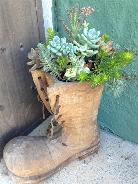 Garden Boot Planter by 1000 Images About Boots Garden On Gardens