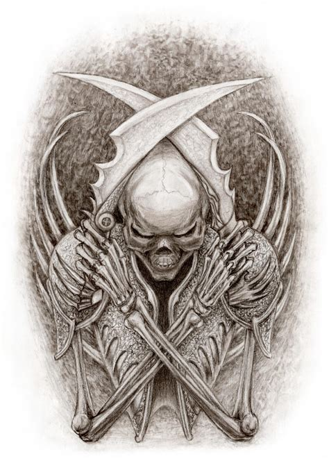 angel of death tattoos dynamic tattoos for that every would want