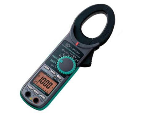 Multitester Kyoritsu kyoritsu cat iv 600v 2046r ac dc cl meter kyr2046r 501 17 test and tag supplies test