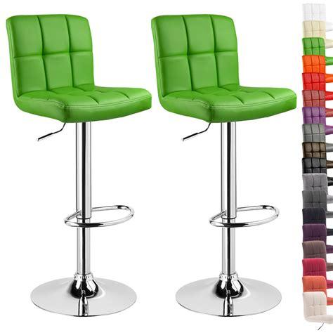 bar stools set of 2 breakfast kitchen chair adjustable