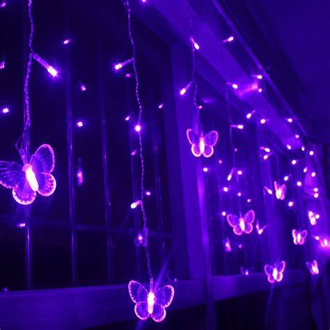 blacklight led string lights 9 great tent lighting ideas for outdoor events