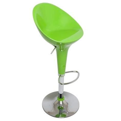 Green Stool by Lime Green Stool