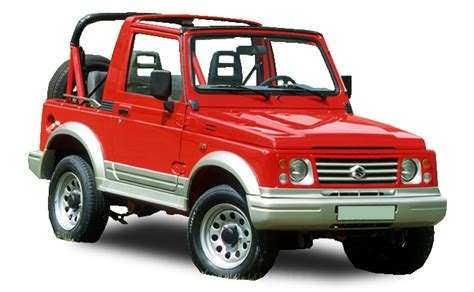 jeep suzuki suzuki jeep 4x4 dalaman economy car hire