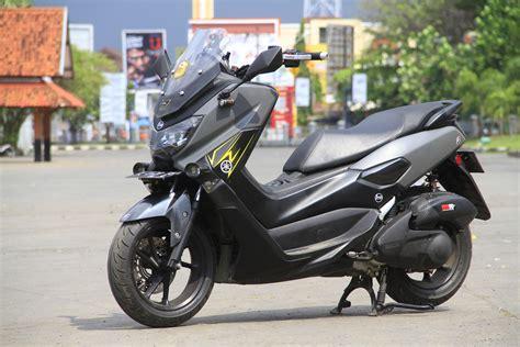 Piringan Depan N Max Modifikasi Yamaha Nmax Malah Pake Setang Special Engine
