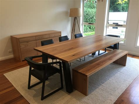Handmade Dining Tables Melbourne - custom made dining tables melbourne lumber furniture