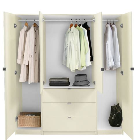 Closet Packages Alta Armoire Plus Closet Package Contempo Space