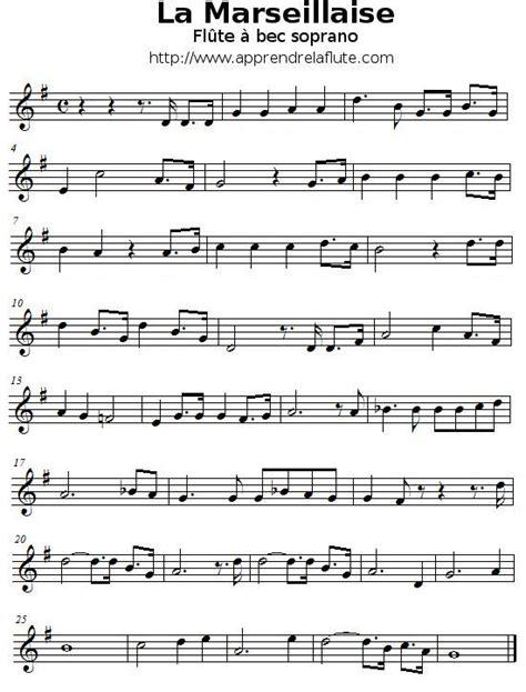 0043061060 la flute de a a la marseillaise 224 la fl 251 te 224 bec apprendre la fl 251 te