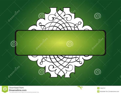 islamic pattern background green islamic green background royalty free stock photography