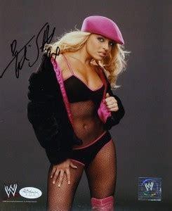 trish stratus signature trish stratus wrestling cards autograph figures and