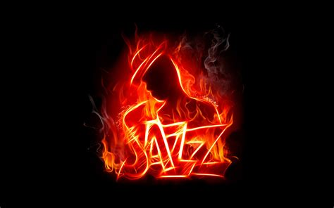 abstract jazz wallpaper abstract music fire jazz flaming black background
