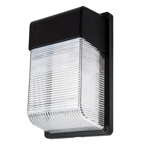 Lem Wallpac mini led wall pack 28w 100w mh equivalent 5100k 4000k 2 100 lumens led wall pack