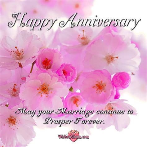 Wedding Anniversary Wishes And In by Wedding Anniversary Wishes For Friends Wishesalbum
