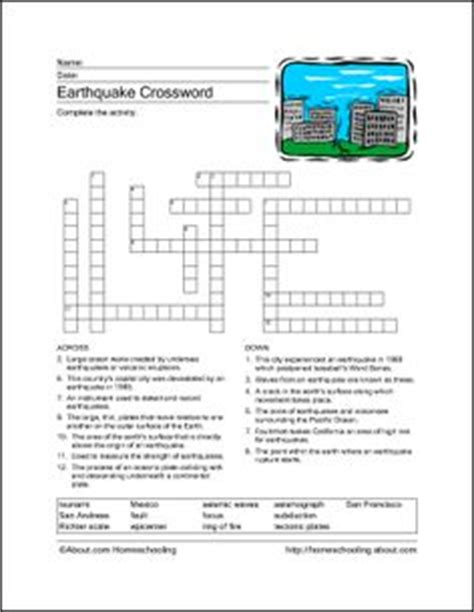 earthquake quiz middle school 1000 images about nature s fury on pinterest printables