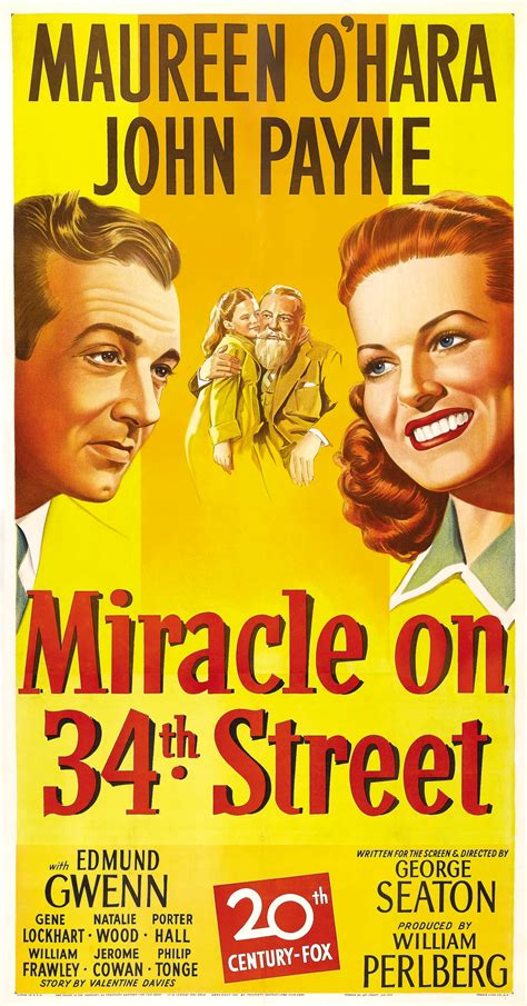 Free Miracle On 34th 1947 Miracle On 34th