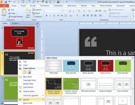 awesome themes for powerpoint 2010 cool themes for powerpoint 2010 free quotes powerpoint