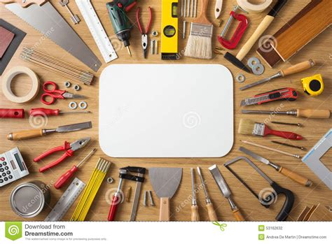diy and home improvement banner stock photo image of