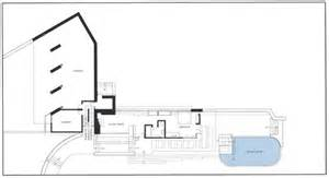 falling water floor plan ad classics fallingwater house frank lloyd wright
