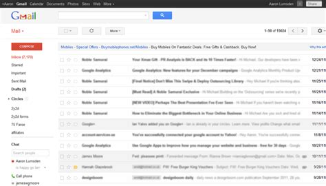 email layout gmail what we can learn from google s new ui