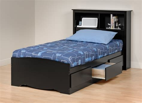 twin xl mate s platform storage bed with 3 drawers black xl twin size mates platform storage bed with