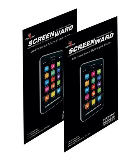 Screen Guard Lcd 11 Inc 1 screenward screen protector scratch guard for samsung galaxy note 3 neo sm n7500 buy
