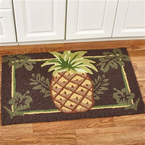 Pineapple Kitchen Rug Pineapple Area Rug Milliken Signature Ruby Palm And Pineapple Area Rug Pineapple Wool Area