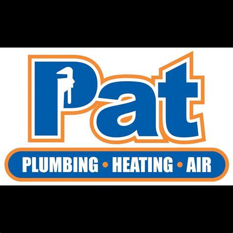 pat plumbing heating and air 2 photos plumbers