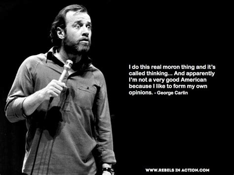 carlin thinking george carlin george carlin