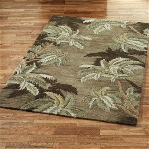 palm tree area rugs palm trees area rugs accent coastal nautical