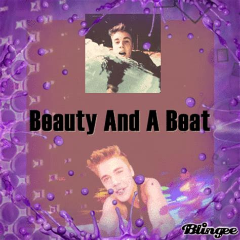 justin bieber beauty and a beat klaviernoten beauty and a beat justin bieber picture 130850410