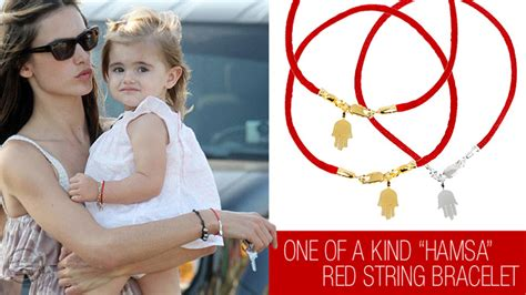 celebrity content meaning singer22 get alessandra ambrosio s red string hamsa