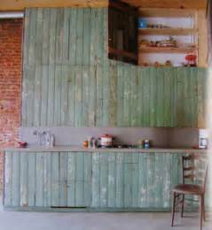 Recycled Kitchen Cabinets Green Kitchen Makeover 20 Eco Friendly Choices Webecoist