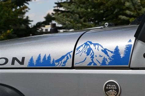 mountain jeep decals supdec jeep