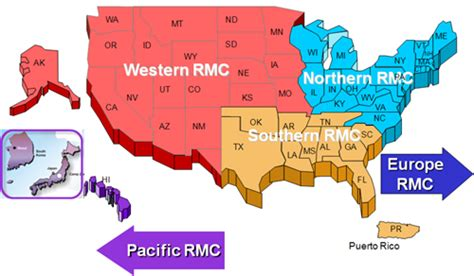 us army regions map soldier contacts efmp office at overseas location