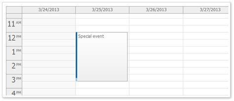Calendar Duration Html5 Event Calendar Scheduler Codeproject