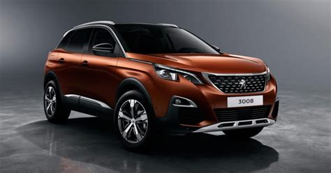 peugeot  suv wins car   year  straits times