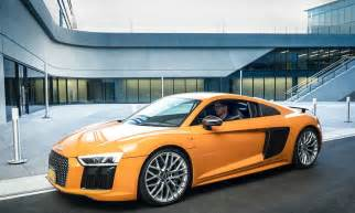 Robert Downey Jr Audi R8 Audi Tony Stark Takes R8 For A Spin In