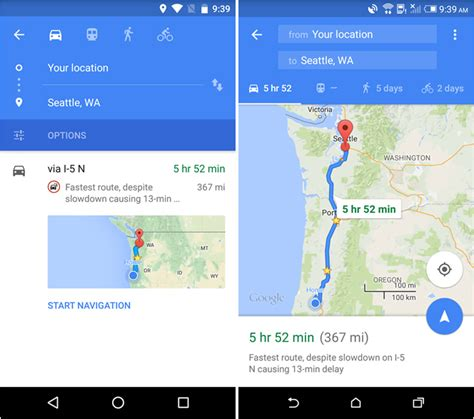 android offline navigation how to use the new offline navigation feature in maps bgr