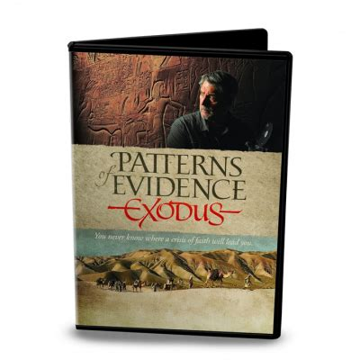 pattern of evidence full movie patterns of evidence the exodus dvd israel365