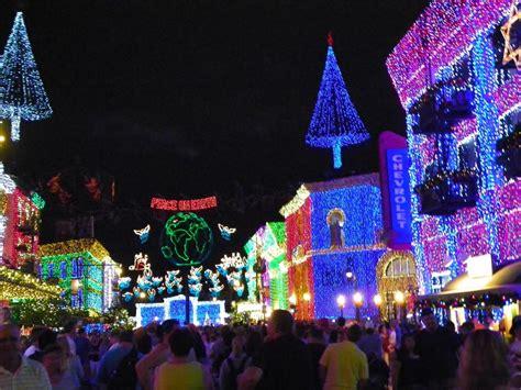 Osborne Lights Disney by The Best Thing I About Disney Is Osborne Family
