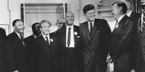 john f kennedy and civil rights movement 50 years later jfk s effects on african americans the