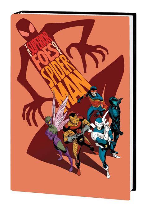 sleeper omnibus hc the superior foes of spider man omnibus hc new sealed nick spencer marvel comics ebay