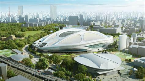 designboom zaha hadid japan japan scrapped zaha hadid design for tokyo 2020 olympic