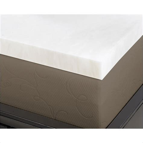 3 Memory Foam Mattress Topper by 3 Thick Memory Foam Mattress Topper Ebay