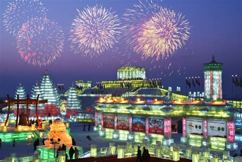 harbin snow and ice festival 2017 harbin ice and snow festival 2017 easy tour china